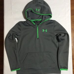 Boys Under Armour Storm Cold Gear Hoodie